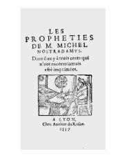 1557 Nostradamus, Les Propheties,Budapest edition