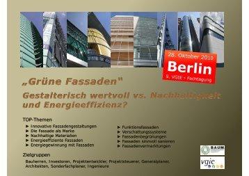 TOP-Themen Zielgruppen Zielgruppen - Facade-Lab