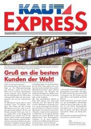 Ausgabe 4/2007 - Alfred Kaut GmbH + Co.