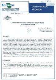 4,01 MB - Embrapa Rondônia