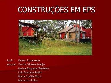 SISTEMAS CONSTRUTIVOS Prof:Dalmo - Departamento de ...