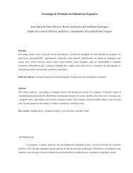 Irani Maria da Silva Oliveira, Mestre, professora da - Faculdade dos ...