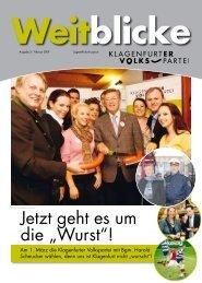 Weitblicke - Klagenfurter Volkspartei