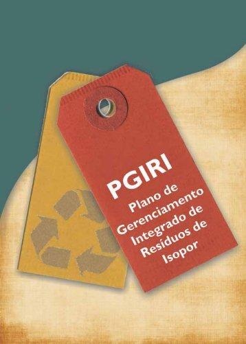 Plano de Gerenciamento Integrado de Resíduos - Minas sem lixões