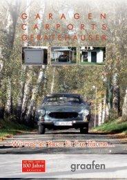 Garagen, Carports, Motobox, Zubehör PDF-Format