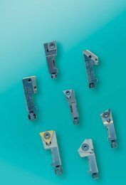 Kurzklemmhalter Cartridges