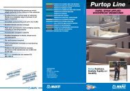 Purtop Line - Mapei