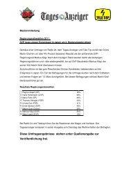 Medienmitteilung - Isopublic