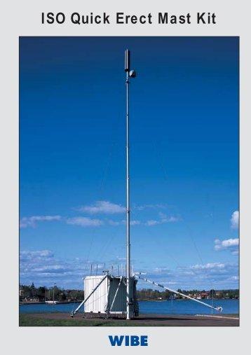 ISO Quick Erect Mast Kit - Arktos