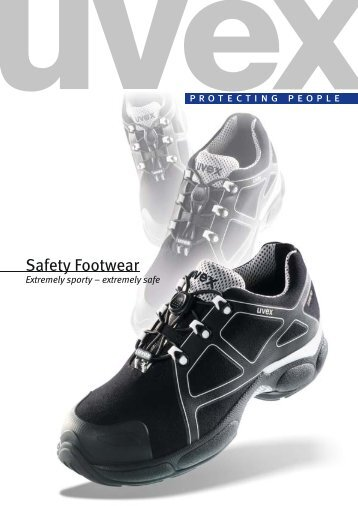 Safety Footwear Catalogue (PDF) - UVEX SAFETY