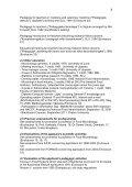 Curriculum vitae for Wilhelm Tham - Page 2