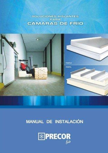 BR MANUAL DE INSTALACION PRECOR FRIO v7