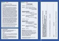 Fortbildung Pädiatrische Allergologie und Kinderpneumologie 13 ...