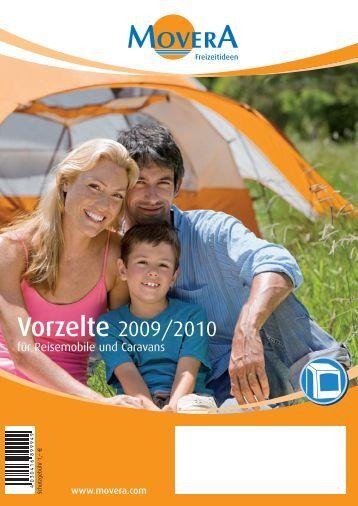 Vorzelte 2009/2010 - Hymer
