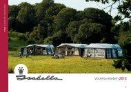 2012 Vorzelte erleben - Isabella