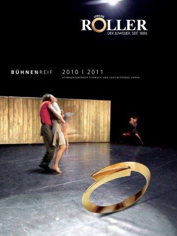 2010 | 2011 - Juwelier Roller