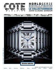 HORLO GERIE - Cote Magazine