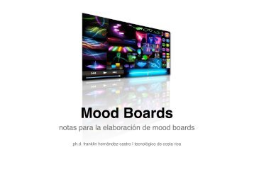 Mood Boards - TEC-Digital