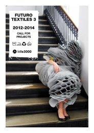 FUTURO TEXTILES 3 2012-2014 - Centexbel
