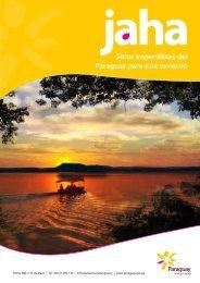Sitios imperdibles del Paraguay para este invierno