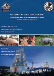 61 ANNUAL NATIONAL CONFERENCE OF INDIAN ... - ISACON 2013