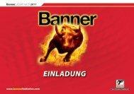 EINLADUNG - Banner Batteries