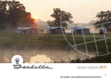 Klik hier voor de Isabella voortenten brochure - Gelderse Caravan ...