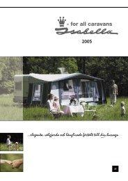 2005 ...eleganta, välgjorda och långlivade förtält till din ... - Isabella