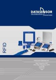 Product Guide RFID g.pdf - Datasensor GmbH
