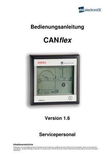 CANflex - ehb electronics gmbh