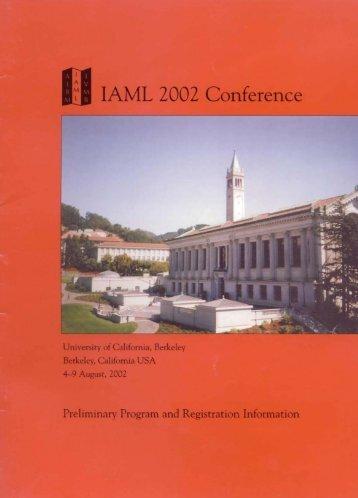 currency - IAML