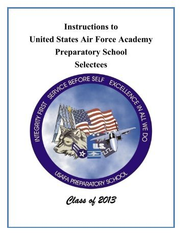Fact Sheet - United States Air Force Academy