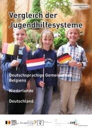 Vergleich der Jugendhilfesysteme - Landschaftsverband Rheinland