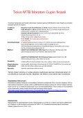 TEIVO MTB MARATON tekninen opas v1.5.pdf - Tampereen Pyörä ... - Page 2