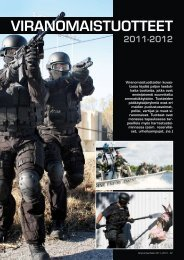 Ampumaurheilu 2011/2012 - osa 5 (taktiset-tuotteet ja