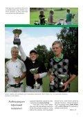 Viitaniemen Tonin albatrossi oli mestaruus- kilpailun ... - Tammer-Golf - Page 7