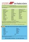 Newsletter UNEP ASC Geneva N°13 - Jan / February - Page 6