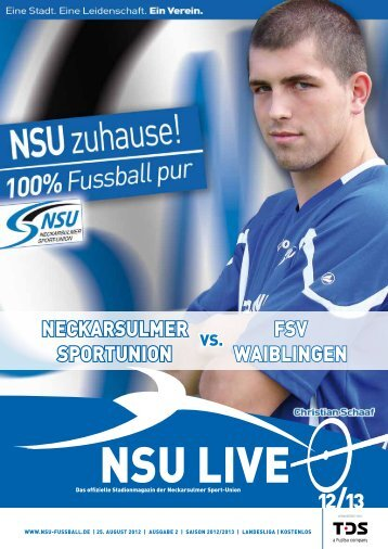 """klicken für den Download von """"NSUlive"""" - Offizielle Homepage der ..."""