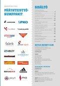 Kausijulkaisu 2012-13 - Joensuun Kataja / Koripallo - Page 3