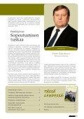 JVA:n asukaslehti - Jyväskylän Vuokra-asunnot Oy - Page 3
