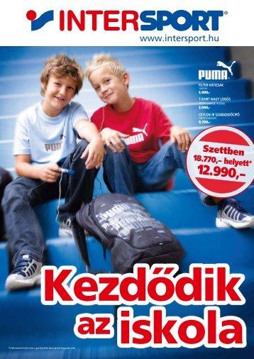Szettben - Intersport