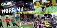 Klick dich rein in die Club Kooperations-Partner - Raiffeisen