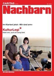 Andrea Keller; Bilder: Andrea Keller, Daniel Eberhard - Caritas Zürich