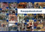 Kauppakeskukset 2005 - Suomen Kauppakeskusyhdistys ry