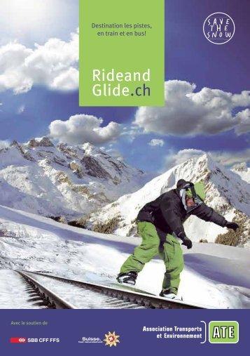 Ride&Glide - ATE Association transports et environnement