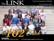 Link - SPHINX Senior Class Honorary - The Ohio State University