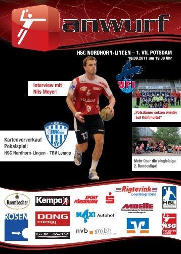10.09.2011 - 1.VfL Potsdam
