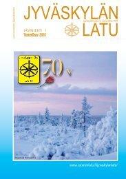 Numero 1 / 2011 - Jyväskylän Latu ry