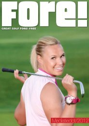 great golf fore! - Krook Media Oy