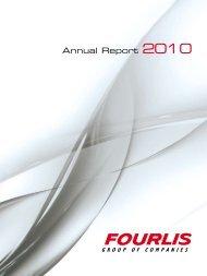 Annual Report 2010 - Fourlis